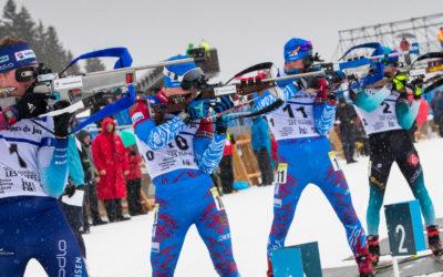 L'esprit olympique souffle sur le massif du Jura